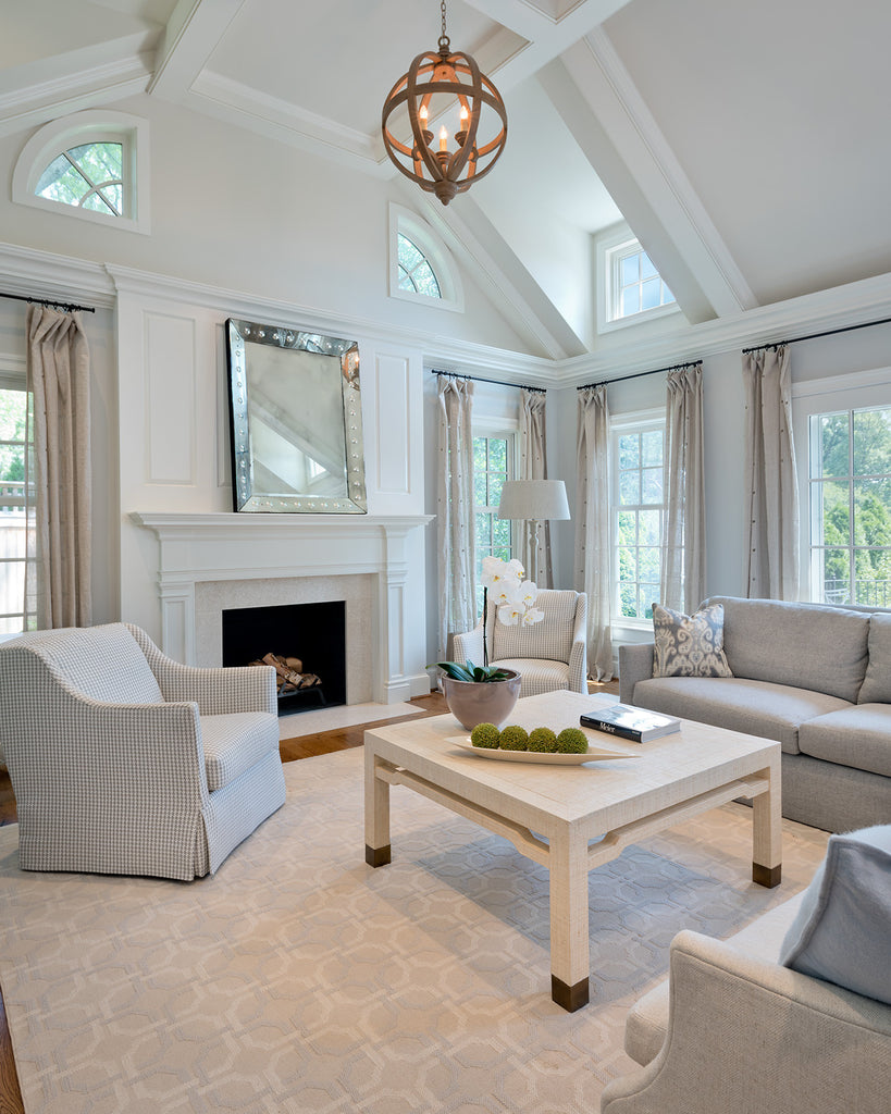 CALM AND COOL IN CHEVY CHASE – Greige Design