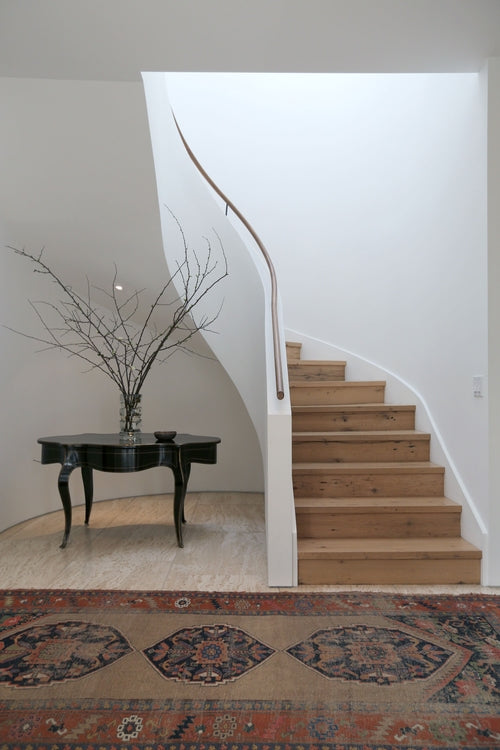 Jenni Kayne beverly hills home staircase