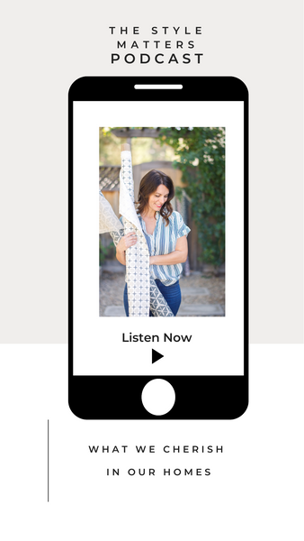 greige design greige textiles founder on style matters podcast