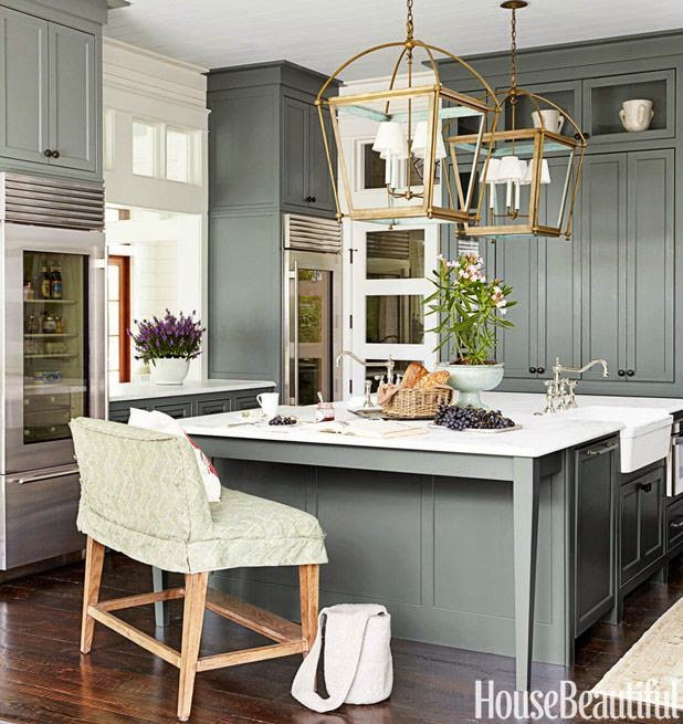 Grey In The Kitchen No 5 Greige Design