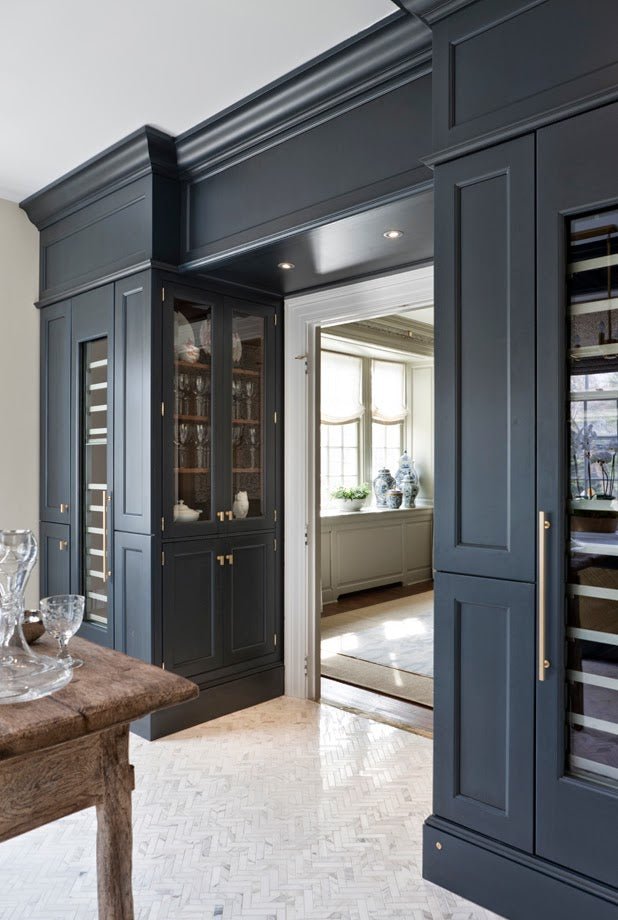 Beautiful Butler S Pantry Greige Design