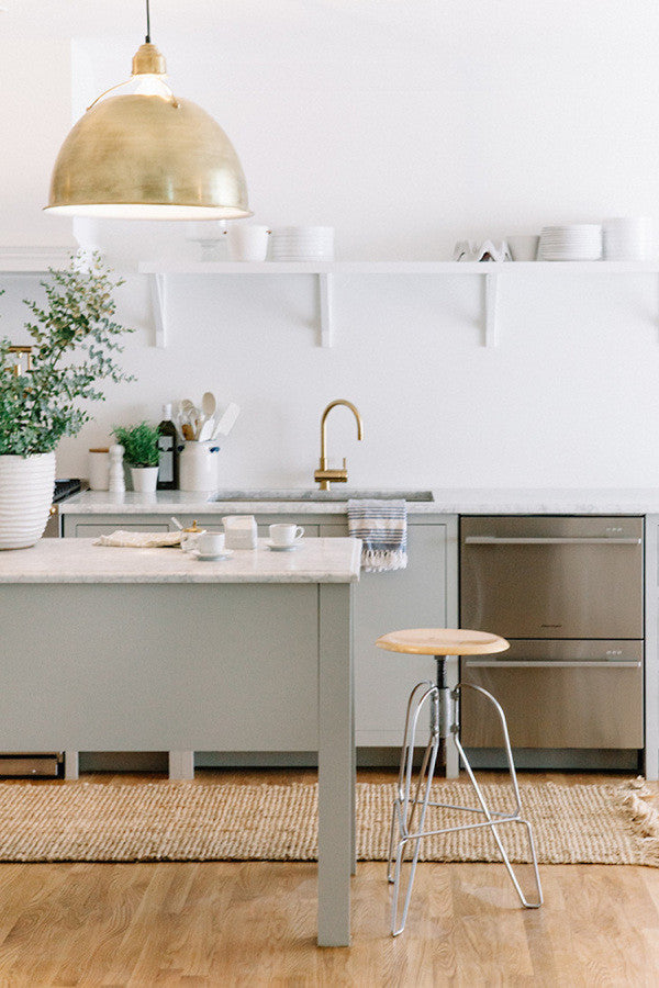 Sourcing grey in the kitchen no 17 greige design for The style kitchen nashville