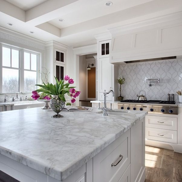 White Kitchen Hood adding interest to the white kitchen: hoods – greige design