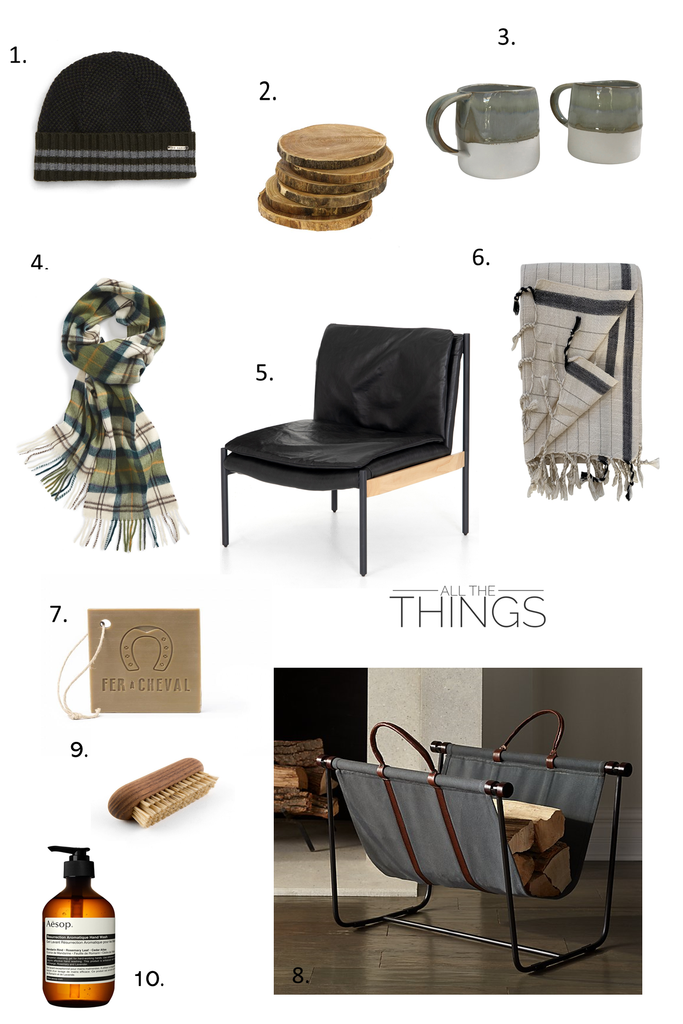 gift guide 2019 greige design shop + interiors mens gifts holiday