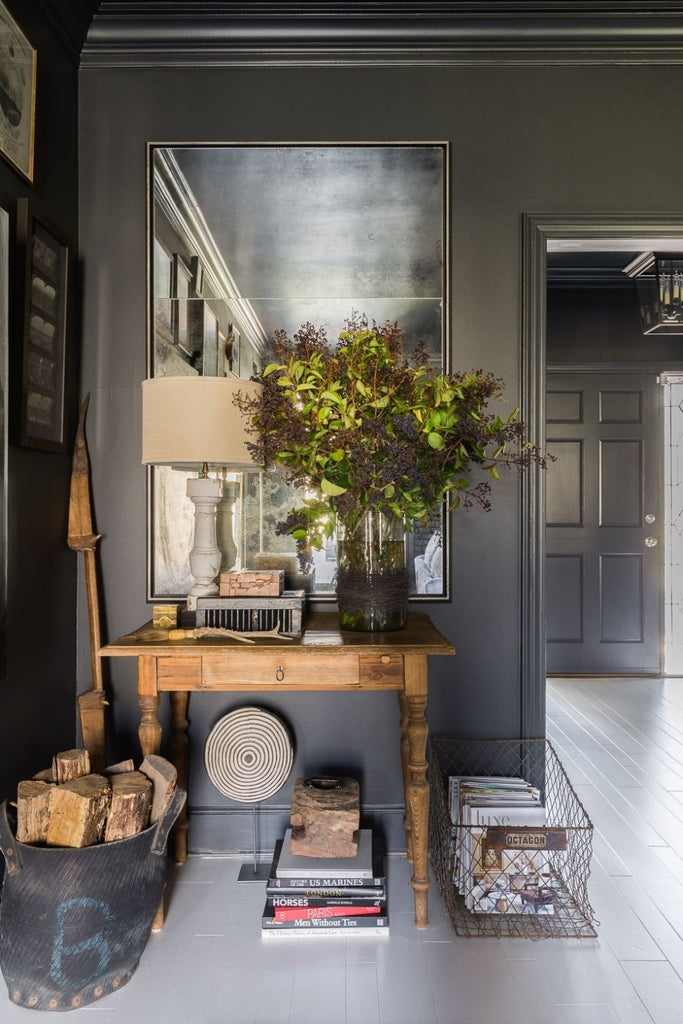 Sophisticated Grey Farmhouse Greige Design