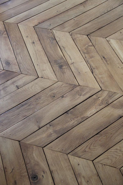 Creating interest with simple materials and pattern for Hardwood floor design patterns