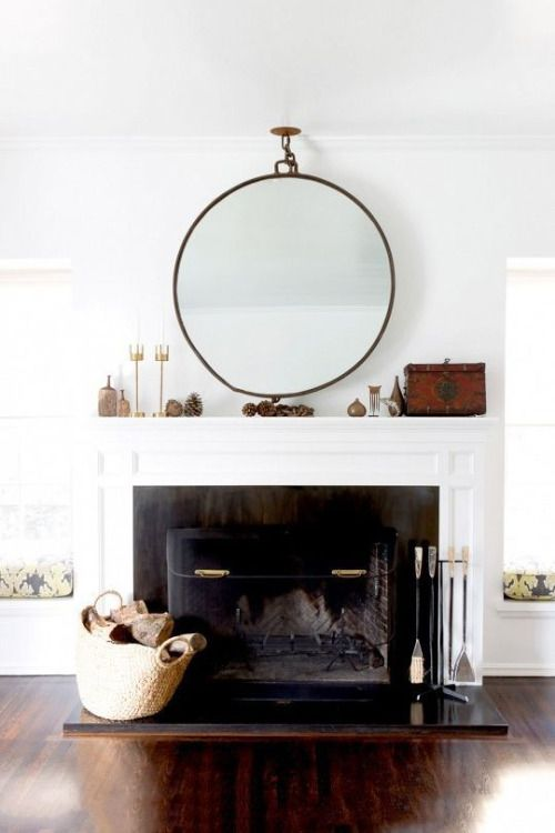 Crushing On Round Mirrors Greige Design