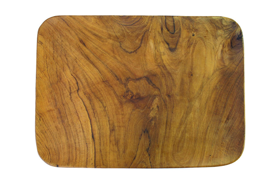 Megan teak tray- 2 sizes