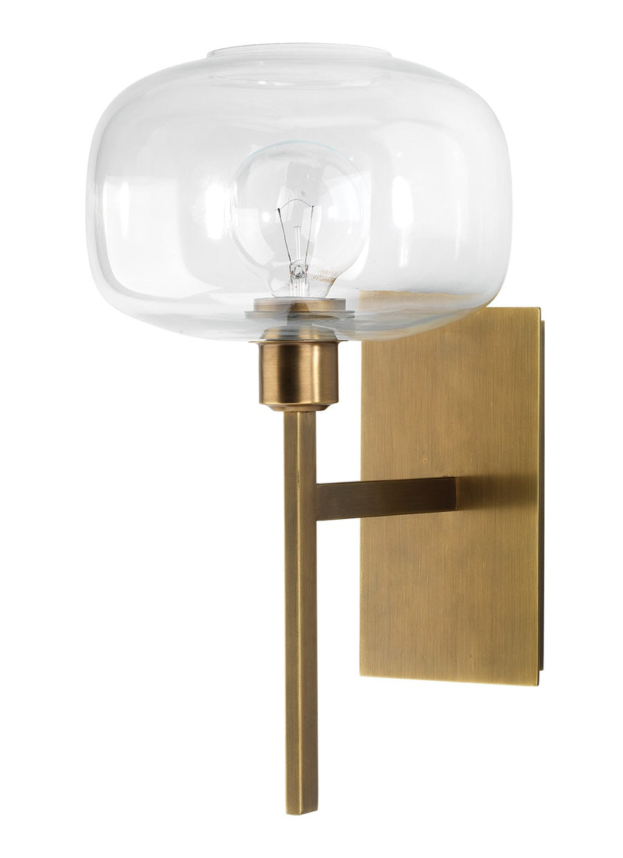 Scando Wall Sconce jamie young greige design shop + interiors