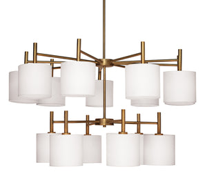 Ellis Two Tier Chandelier