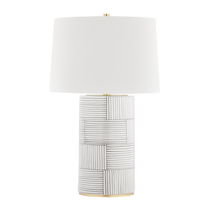 Borneo Table Lamp- 2 colors