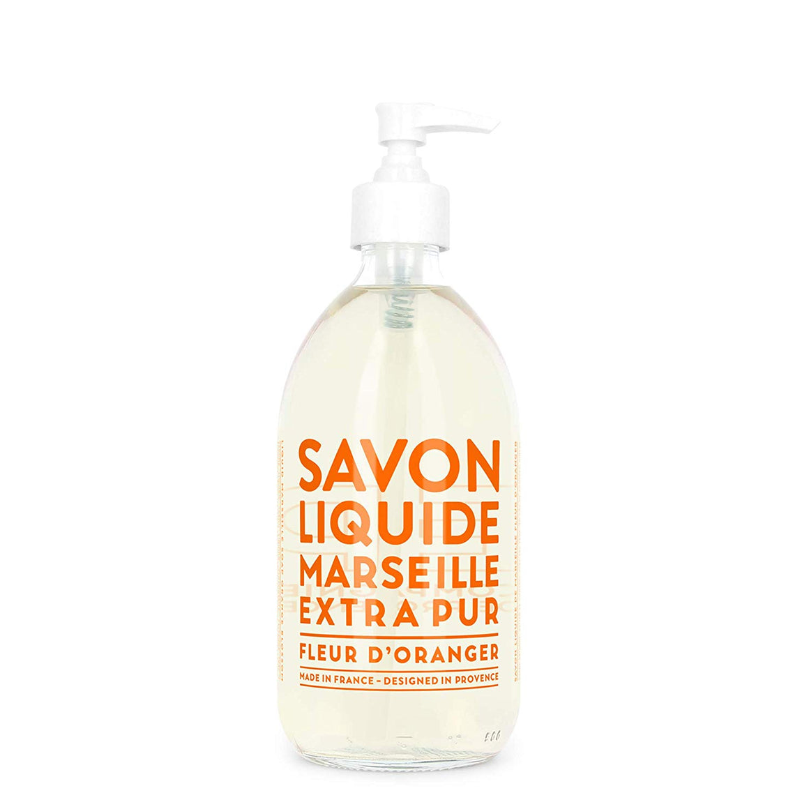 Savon Liquid Soap- Orange Blossom
