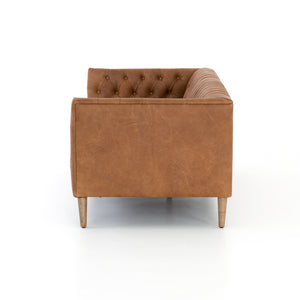 Williams Leather Sofa- 2 sizes