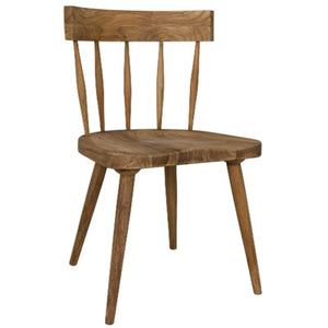 Esme Chair, Teak greige design shop + interiors teak dining chair