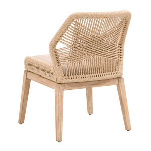 Loom Dining Chair Sand- Set of 2