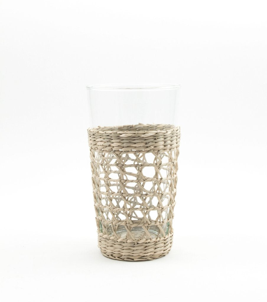 Krane Seagrass Cage Highball