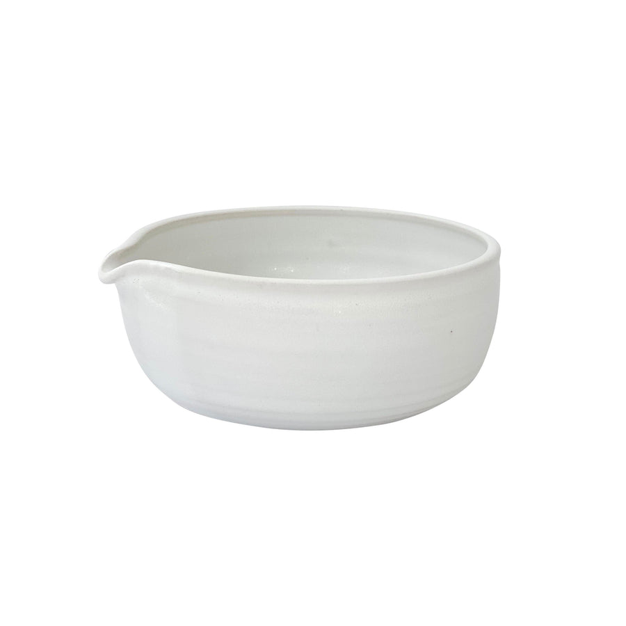 RV Pottery Mixing Bowls- Moonstone