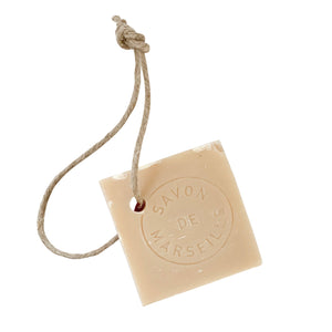 Savon De Marseille Rustic French Soap on a Rope