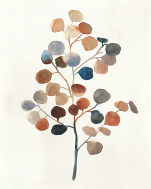 Watercolor Eucalyptus III