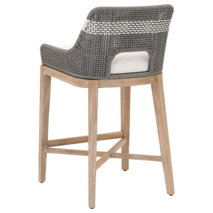 Tapestry Stool- Grey