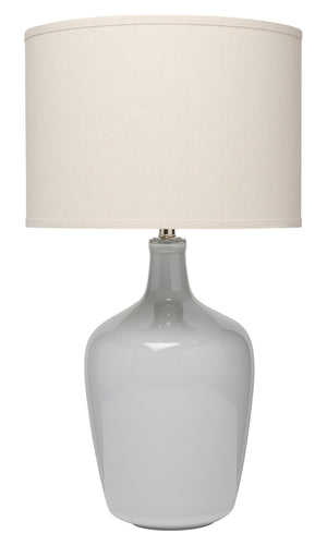 Plum Jar Table Lamp