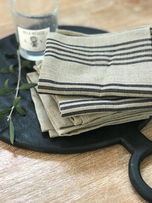 Thieffry Linen Dish towel- 3 colors