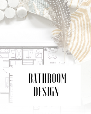Bathroom Design- E.Design