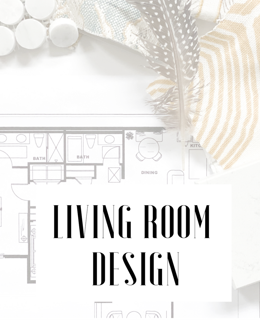Living Room Design - E.Design