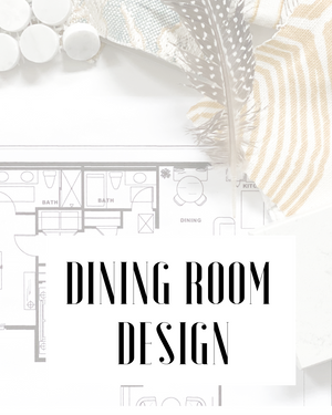 Dining Room Design - E.Design
