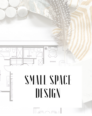 Small Space Design - E.Design