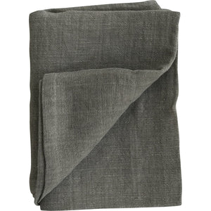Nina Linen Towel Set Grey