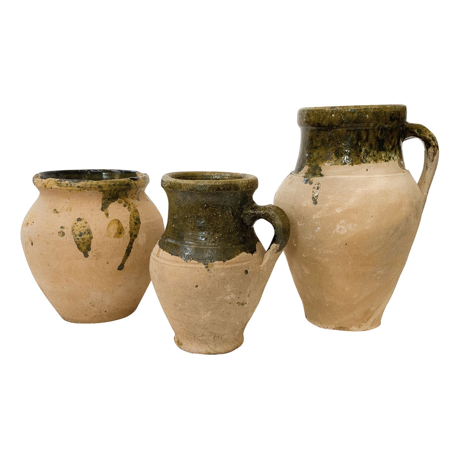 Tuscany Oil Pots - 4 sizes