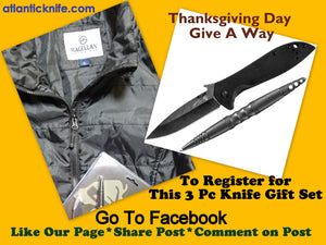 Facebook Thanksgiving Day Giveaway
