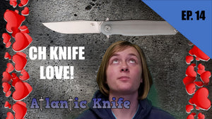 8 NEW Knives from CH Knife, Titanium folding Blades EDC | AK Blade Ep. 14 - Knife Love