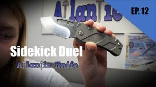 What Knives to buy? NEW EDC from Medford Knife & Kizer + More | AK BLADE - Sidekick Duel - ep. 12