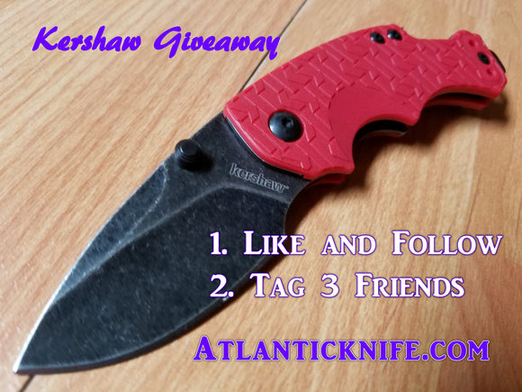 Instagram Knife giveaway