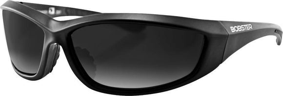 Bobster Men's Charger Black Sunglasses 100% UV Protection