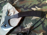 "MTech 12"" Lightweight Stainless Axe Hatchet Cord Wrapped Handle - 628"