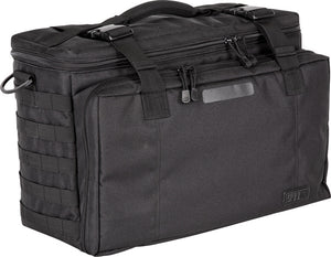 5.11 Tactical Wingman Patrol Police Secure to Passenger Seat Storage Case Black Bag