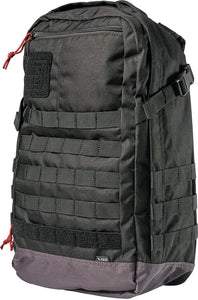5.11 Tactical Rapid Origin Outdoor Survival Hiking & Camping 25L Capacity Black Back Pack