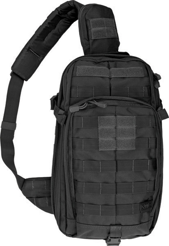 5.11 Tactical MOAB 10- Mobile Operation Attachment Bag Black with Accessory Pockets