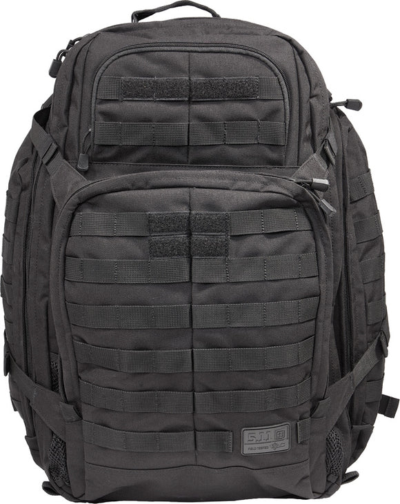 5.11 Tactical Rush 72 Outdoor Survival Hiking & Camping Black Backpack