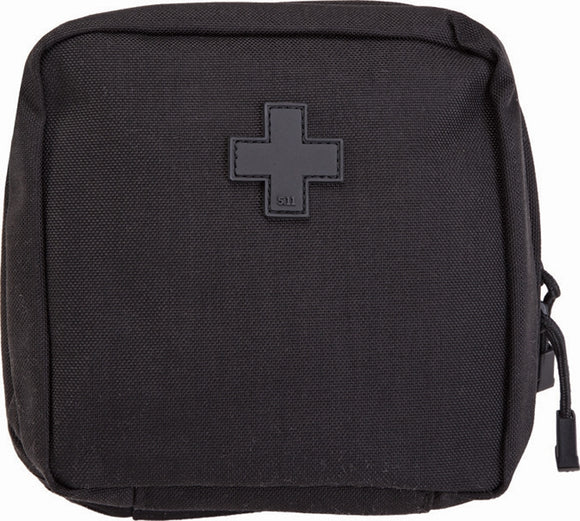5.11 Tactical All-Weather Durable Emergency Supplies Medic SlickStick Black Pouch