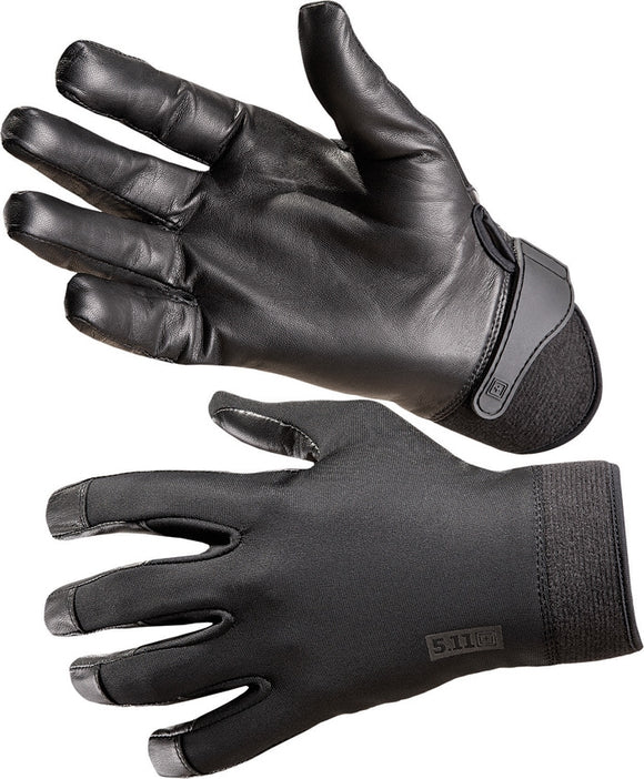 5.11 Tactical Taclite 2 Black Sheepskin Palm Lightweight Men's Gloves