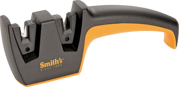 Smith's Sharpeners Edge Pro Pull-Thru Knife Blade Ceramic Stones Sharpener AC149