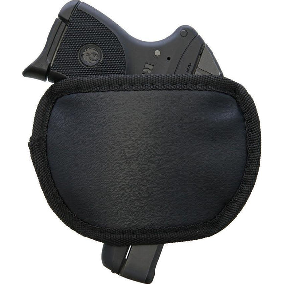 Carry All Black Clip On Concealed Gun Weapon Carry Waist Holster