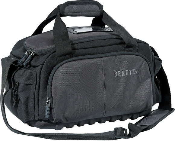 Beretta Black Transformer Cartridge Travel Storage Duffel Bag 68245