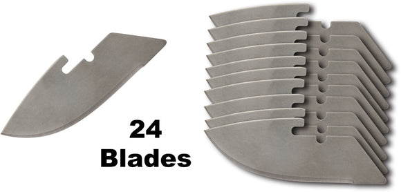 Browning 24pc Speed Load Knife Replacement Blades 0113D