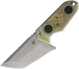 Bladerunners Systems BRS IMP Fixed Blade Camo Folding Knife 005c