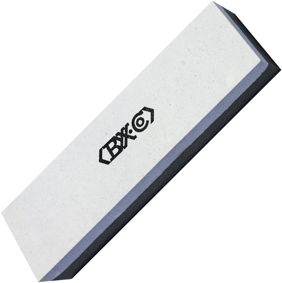 BYX Co Arctic Fox Gray Medium & Fine Dual Grit Knife Sharpening Stone XAFFLD